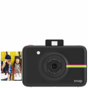 Polaroid Snap Instant Digital Camera - Black-
