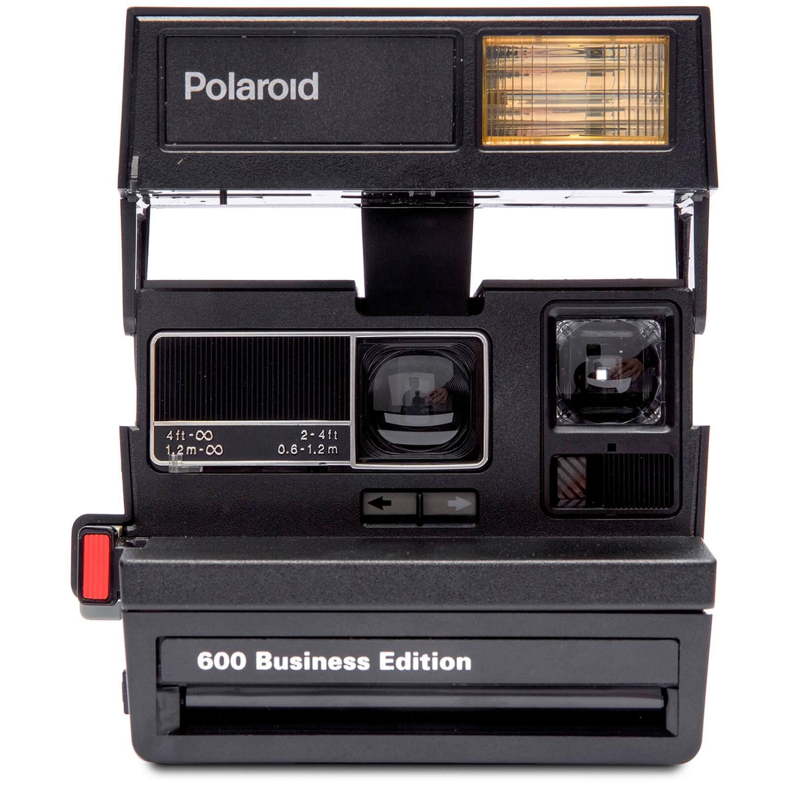 Polaroid 600 Camera - Square - Vintage Refurb - Grade A-