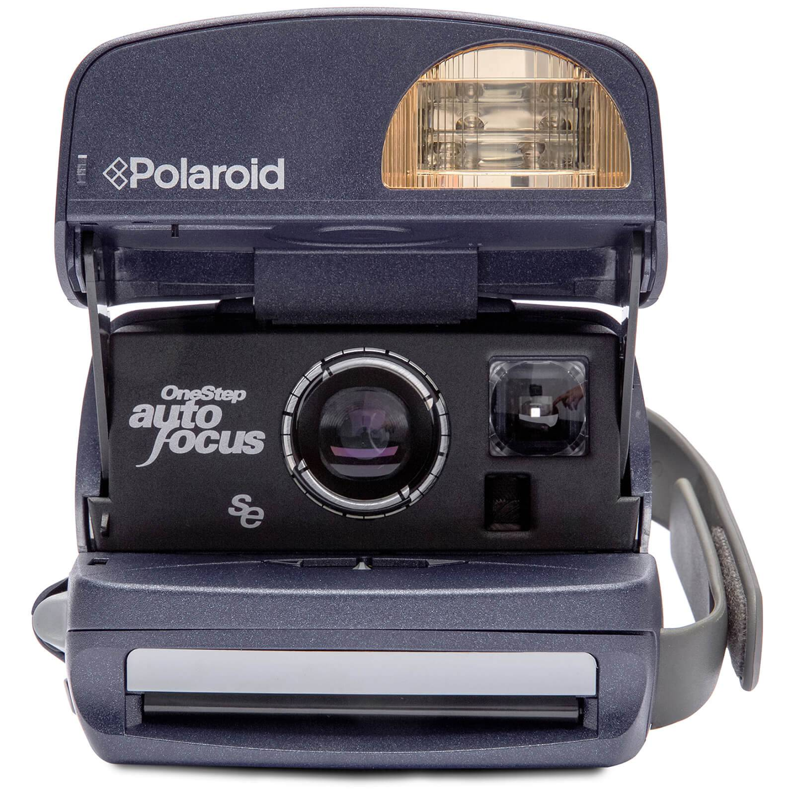 Polaroid 600 Camera - Round - Vintage Refurb - Grade A-
