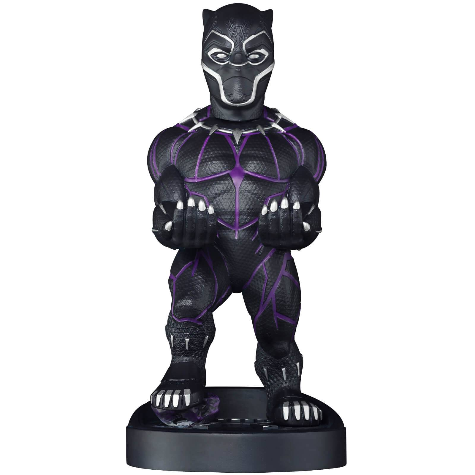 Cable Guys Marvel Black Panther 8 Inch Cable Guy Controller and Smartphone Stand-