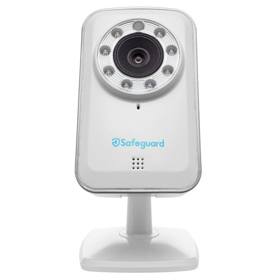 Kitvision Safeguard Home Security Camera - White-