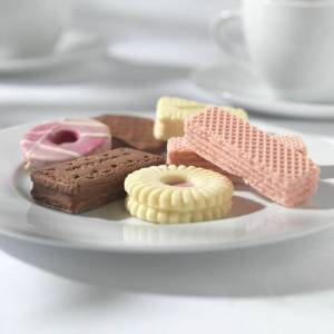 Choc on Choc Chocolate Biscuits Set-unisex
