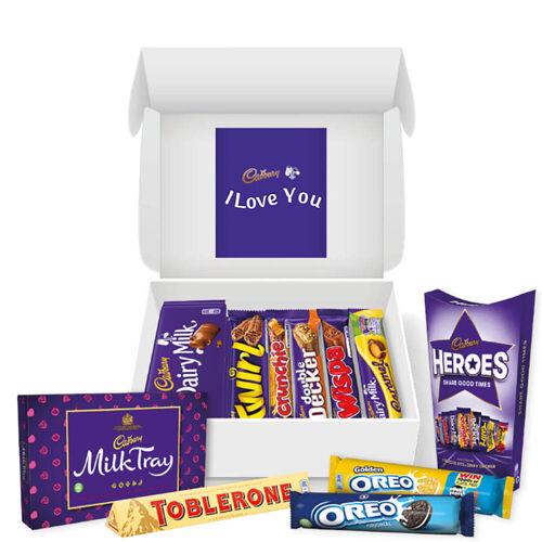 Cadbury Chocolate Hamper - I Lov...