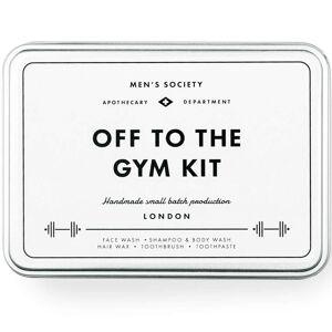 Men's Society Off to the Gym Kit-unisex