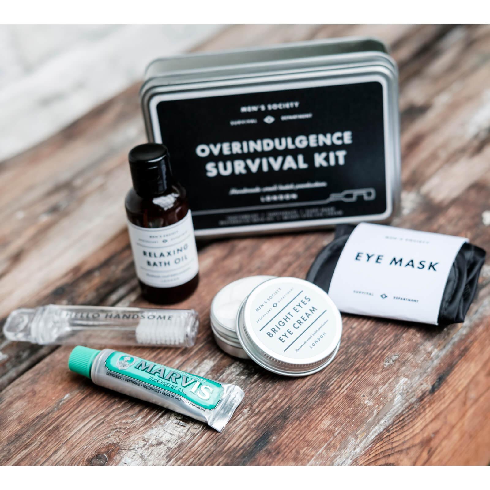 Men's Society Overindulgence Survival Kit-unisex