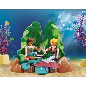 Playmobil Magic Promo Coral Mermaid Lounge (70368)-