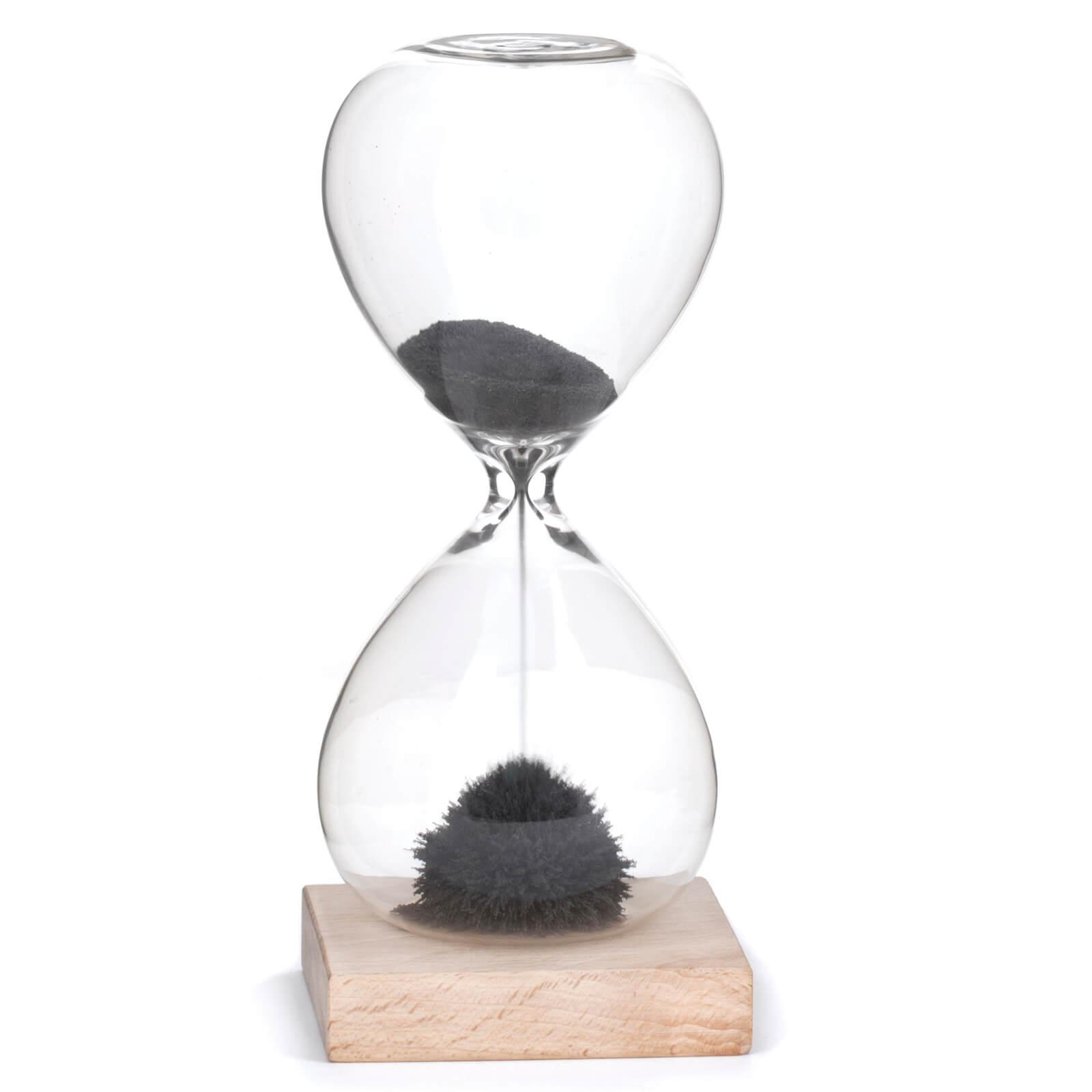 Kikkerland Magnetic Hourglass-unisex