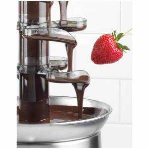 SMART Cascading Chocolate Fountain-unisex