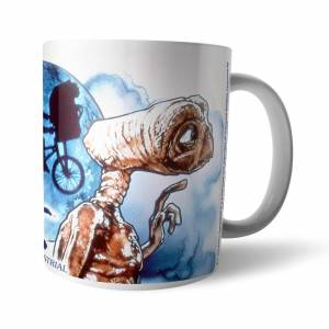 E.T. the Extra-Terrestrial E.T Be Good Mug-