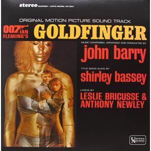 UMC Goldfinger - The Original Soundtrack OST (1LP) - Black Vinyl-