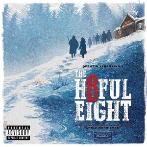Decca Quentin Tarantino's The Hateful 8 - The Original Soundtrack OST (2LP) - Ennio Morricone - Black Vinyl-
