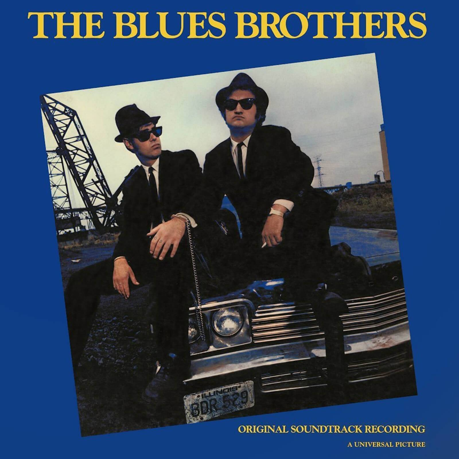 Music On Vinyl The Blues Brothers OST LP-