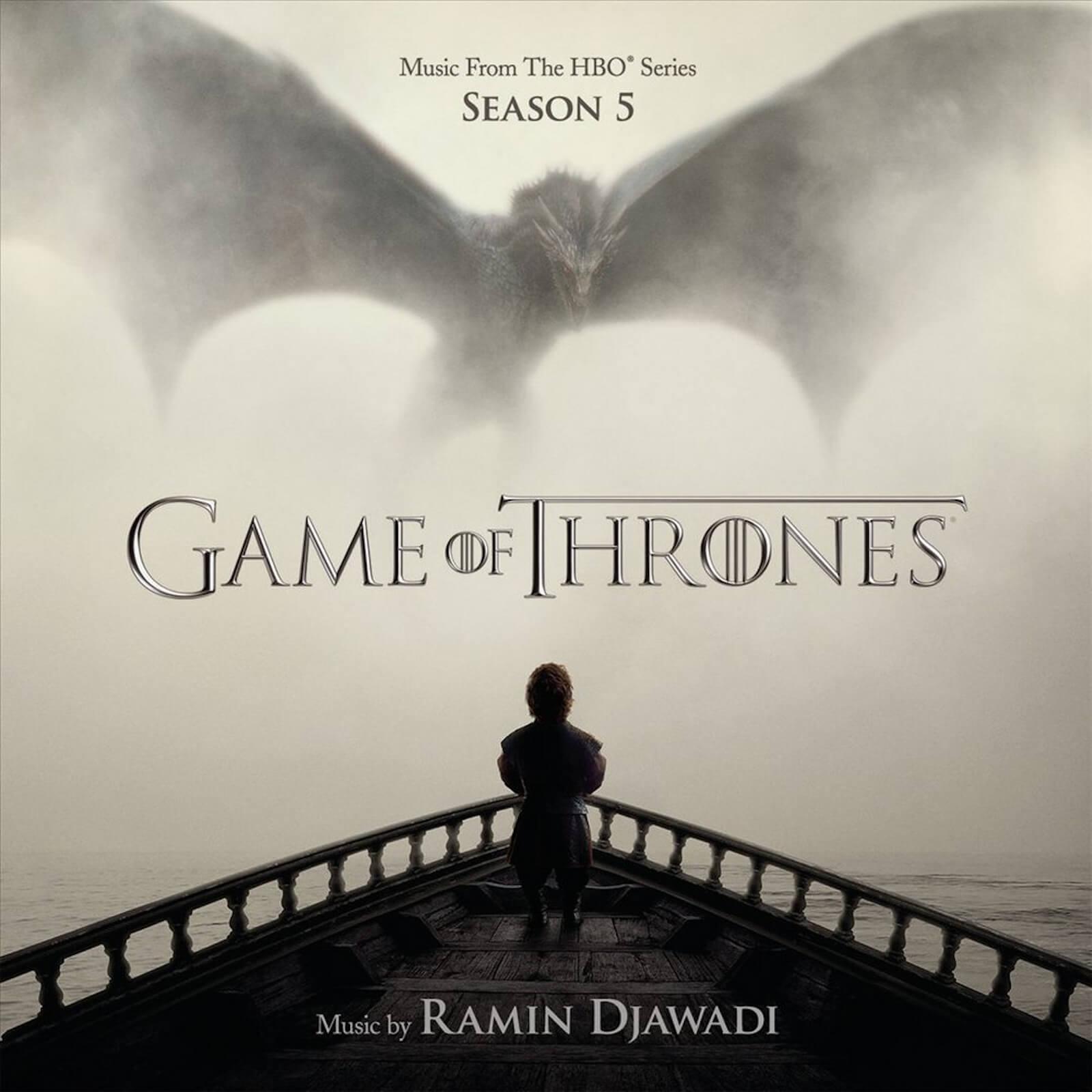 Music On Vinyl Game of Thrones: Season 5 - The Original Soundtrack OST 2LP-