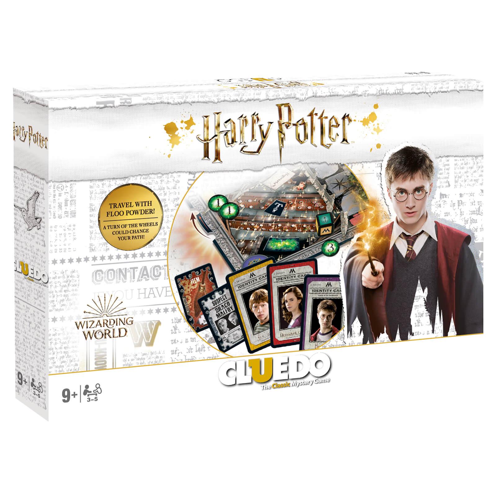 Winning Moves Cluedo Harry Potter 2019 Board Game-unisex