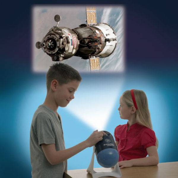 Brainstorm Toys Deep Space Home Planetarium and Projector-unisex