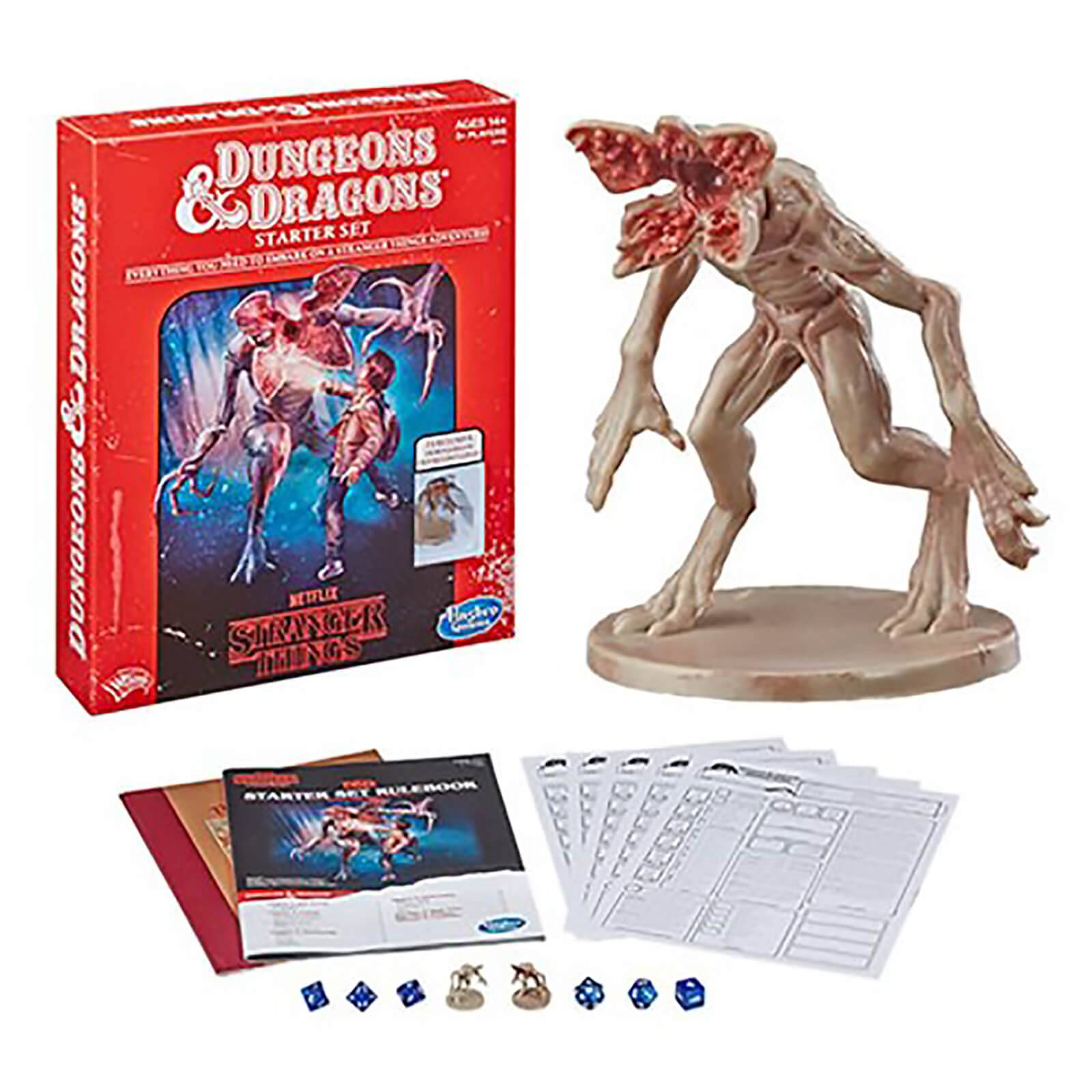 Hasbro Dungeons & Dragons - Stranger Things Edition-unisex