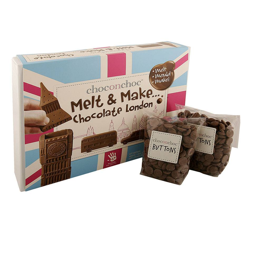 Choc on Choc Melt and Make Chocolate London-female