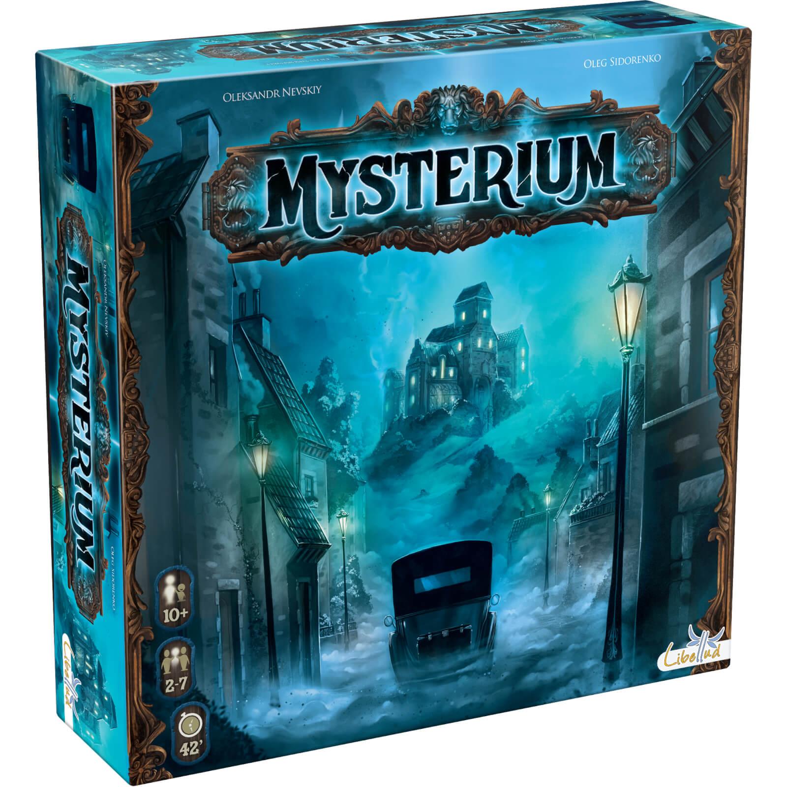 Mysterium Card Game-unisex