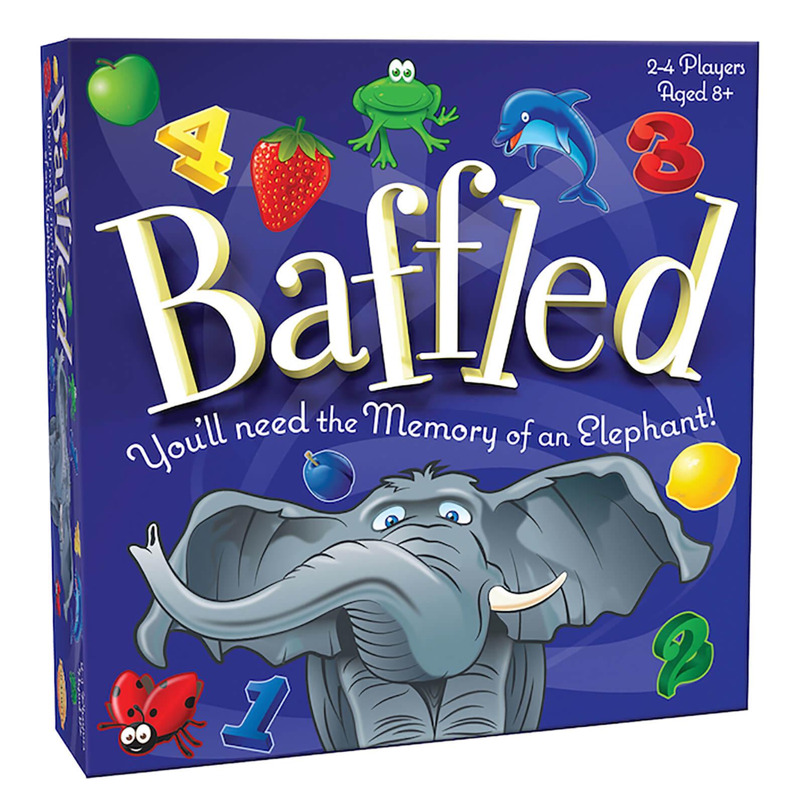 Cheatwell Games Baffled Board Game-unisex