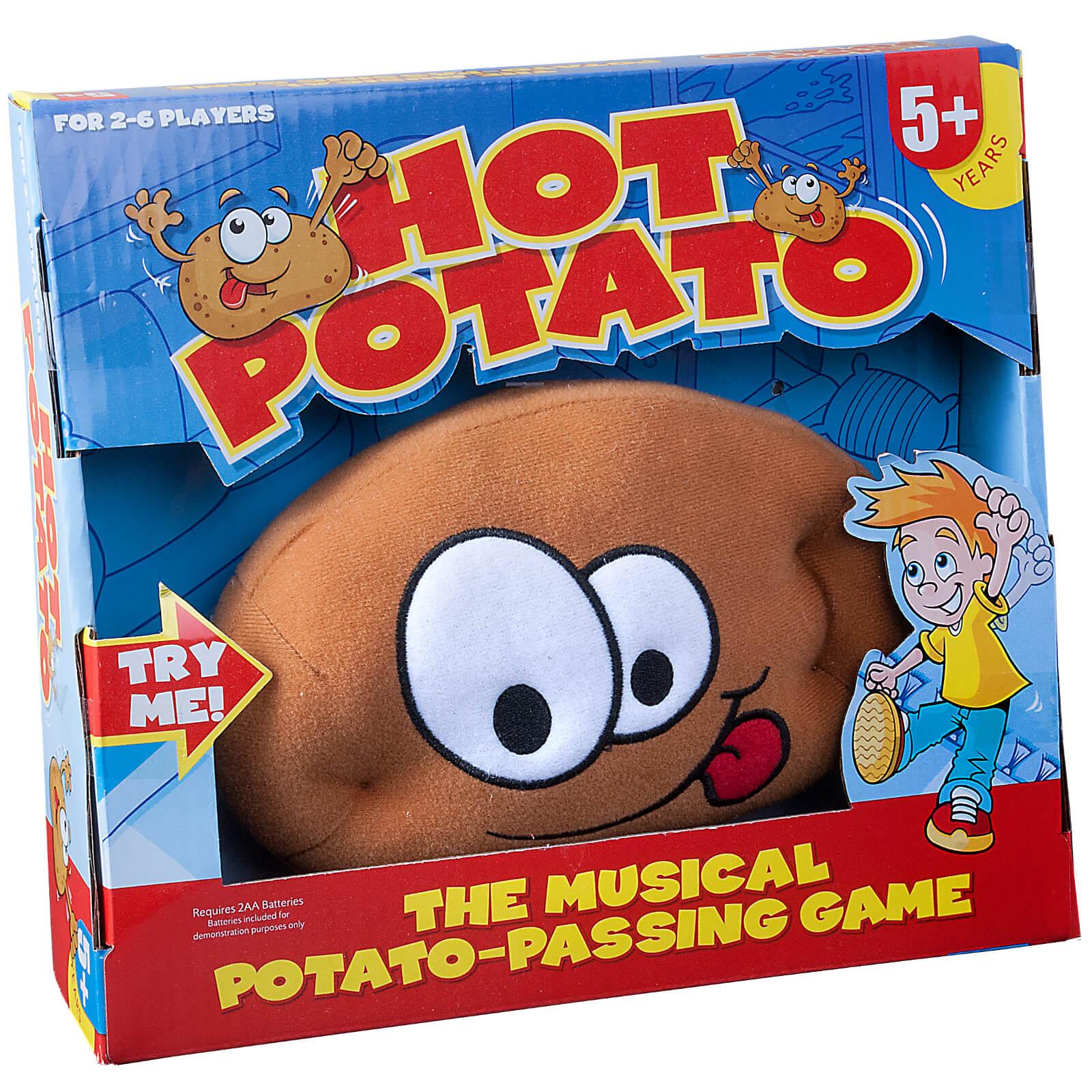 Paul Lamond Games Hot Potato Game-