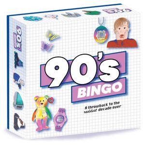 Abrams & Chronicles 90's Bingo-