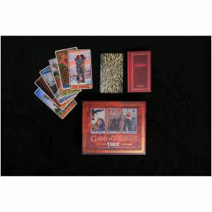 Chronicle Game of Thrones Tarot Cards-