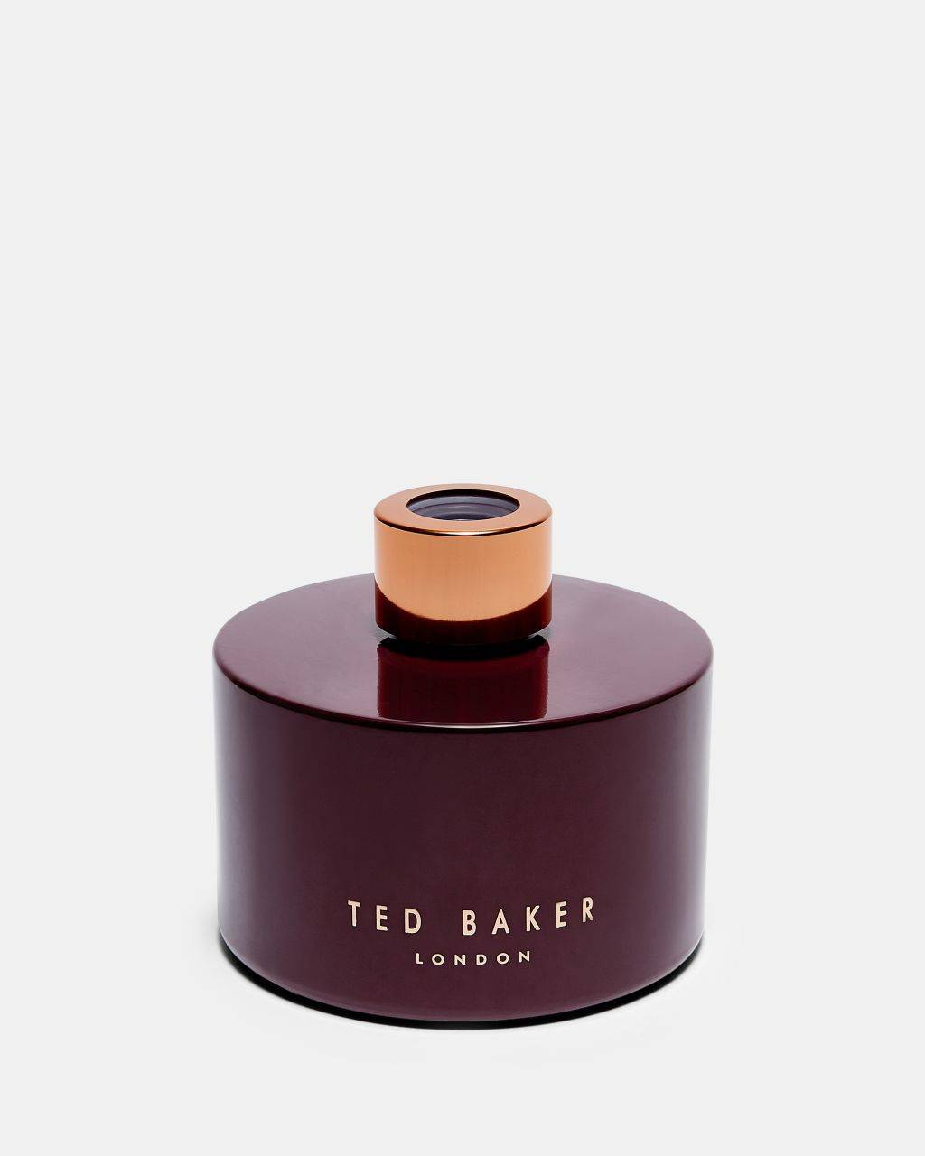 Ted Baker Pink Pepper And Cedarwood Diffuser  - Oxblood - Size: One Size