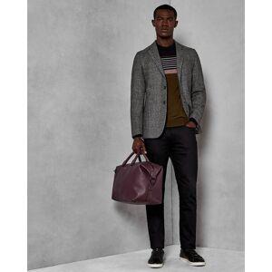 Ted Baker Boucle Suit Jacket  - Grey - Size: Large