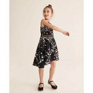 Ted Baker Opal Sleeveless Dress  - Black - Size: 4 Years