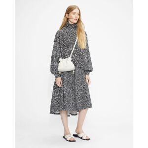 Ted Baker Soft Leather Flat Sandal  - White - Size: UK 7 (EU 40)