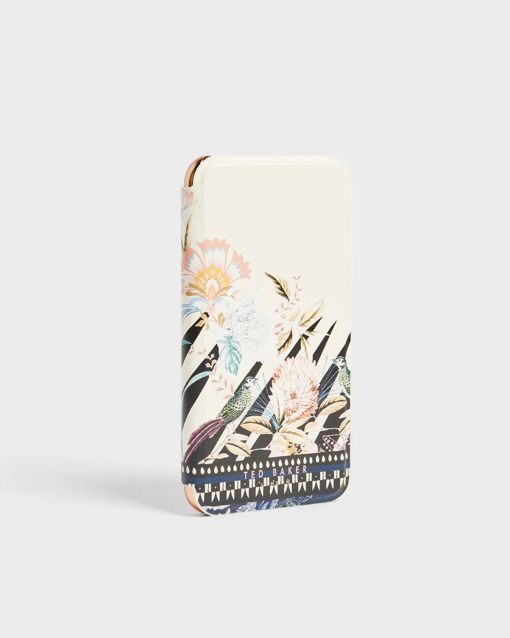Ted Baker Decadence Mirror Iphone 11 Case  - Natural - Size: One Size