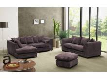 Groupon Goods Milo Sofa and Lounge Collection:.