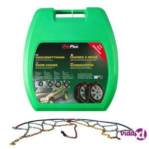 ProPlus Car Tyre Snow Chains 16 mm KB45 2 pcs