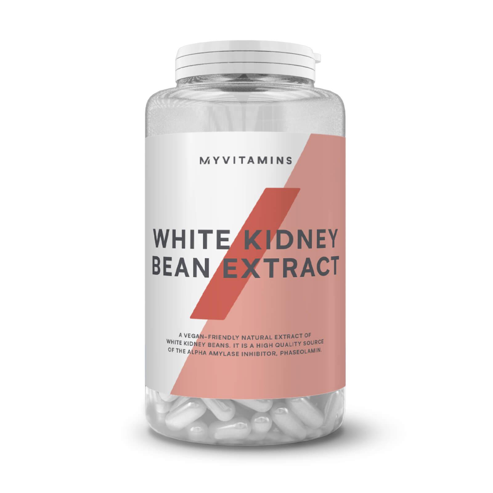 Myvitamins White Kidney Bean Capsules - 60capsules