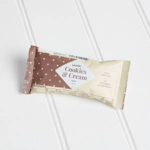 Meal Replacement Box of 7 Cookies & Cream Bars