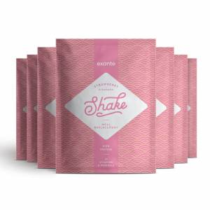 Exante Diet Box of 7 Strawberry and Banana Smoothie