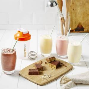 Meal Replacement 8 Week Shakes & Bars 5:2 Fasting Pack