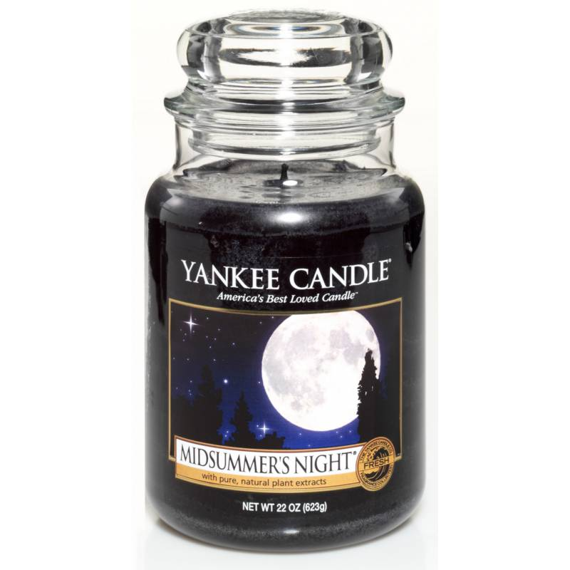 Yankee Candle Classic Large Jar Midsummer's Night Candle 623 g Scented Candles