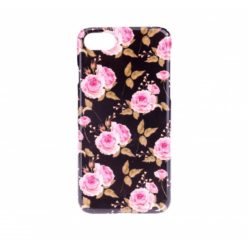 BasicsMobile Rose By Night iPhone 7/8 Cover iPhone 7/8 Covers