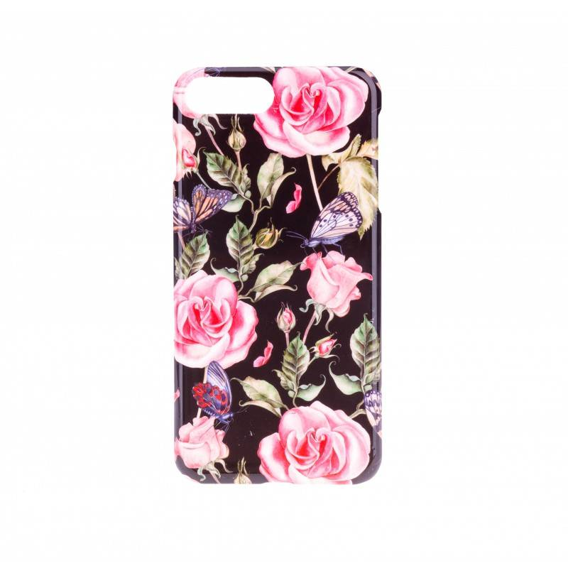 BasicsMobile Roses Of Butterflies iPhone 7/8 Cover iPhone 7/8 Covers
