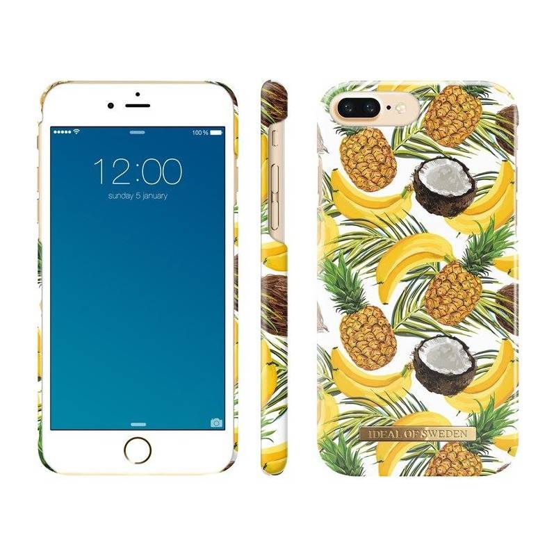 iDeal Of Sweden Fashion Case iPhone 6/6S/7/8 PLUS Banana Coconut iPhone 6/6S/7/8 PLUS Covers