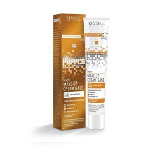 Revuele Vitanorm C+ Energy Make-Up Cream Base Light 50 ml Primer