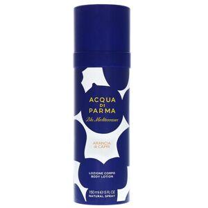 Acqua Di Parma - Blu Mediterraneo - Arancia Di Capri Body Lotion Spray 150ml for Women