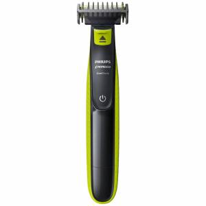 Philips - OneBlade Electric Trimmer with 3 Combs QP2520/25 for Men