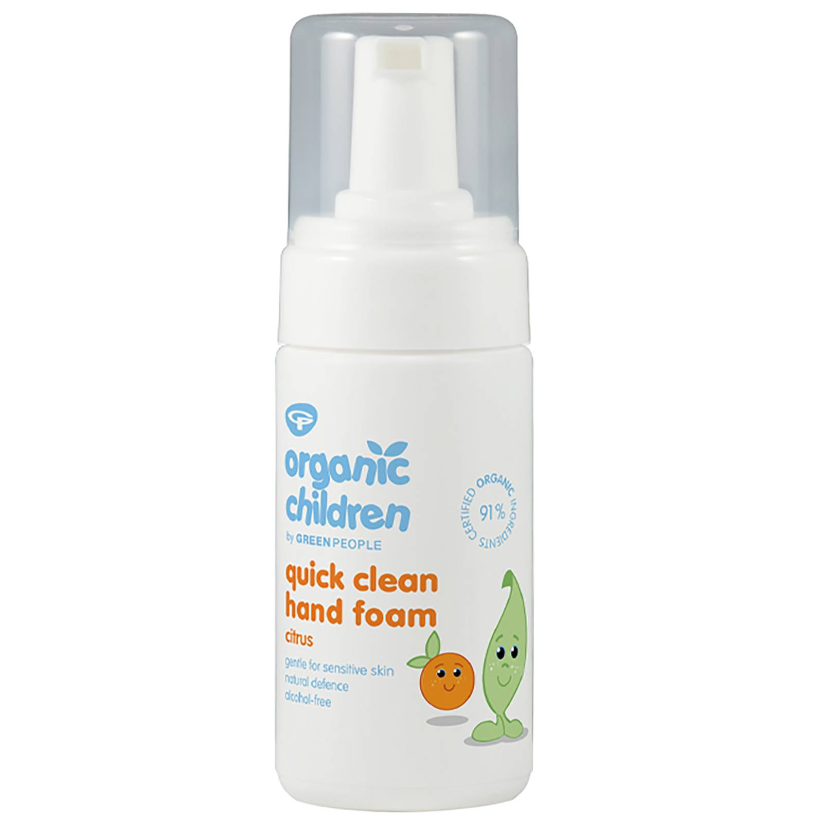 Green People - Organic Children Hand Sanitiser 100ml for Women