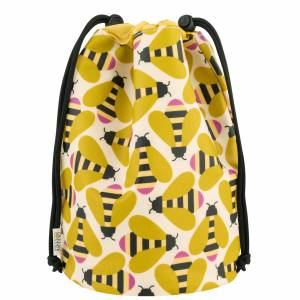 Orla Kiely - Gifts & Sets Busy Bee Barrel Wash Bag for Women