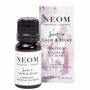 Neom Organics London - Scent To Calm & Relax Sensuous Essential Oil Blend 10ml for Women