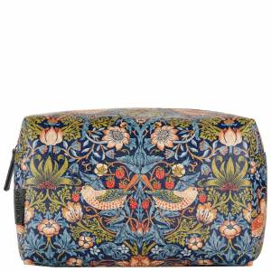 MORRIS & Co - Strawberry Thief Large Wash Bag for Women
