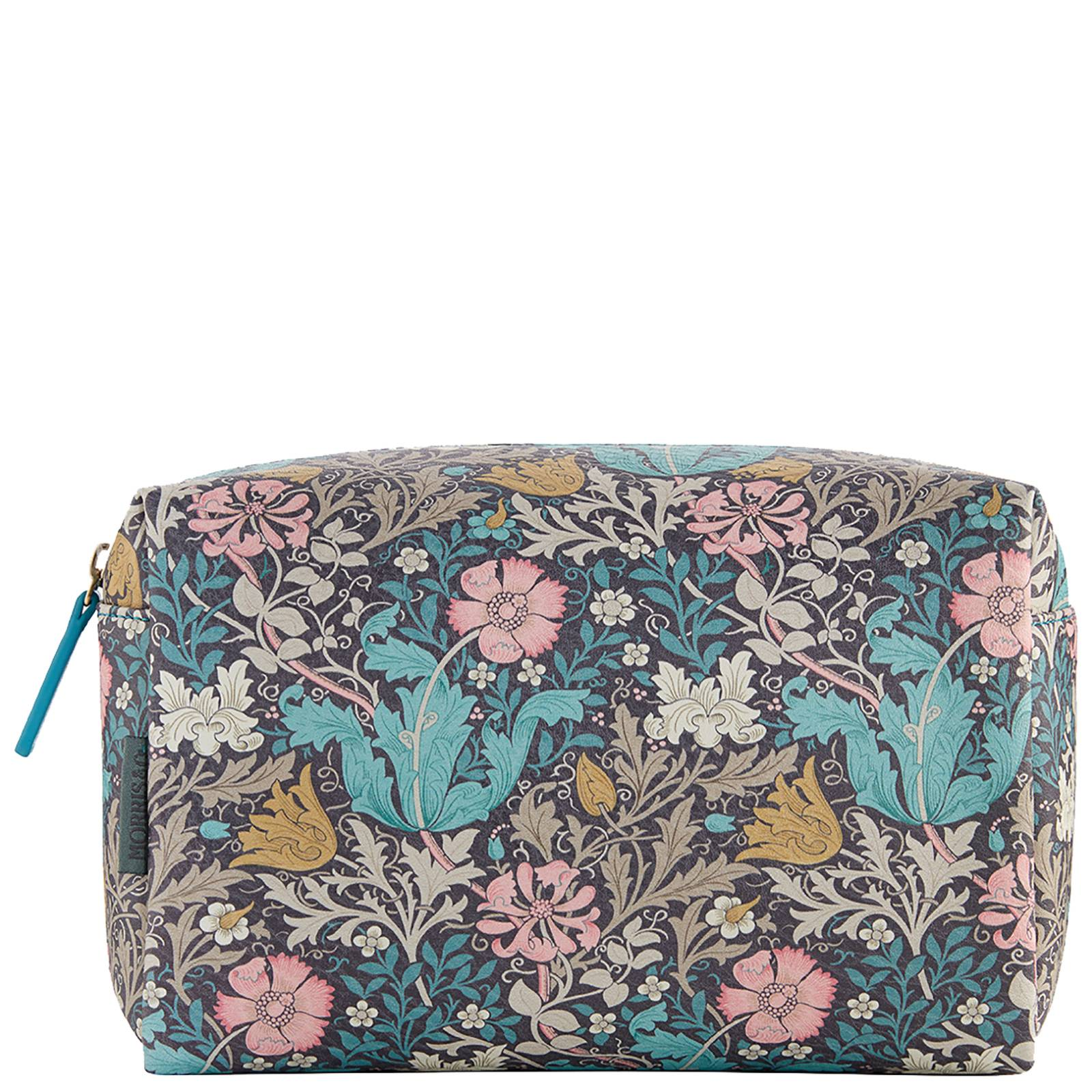 MORRIS & Co - Pink Clay & Honeysuckle Large Wash Bag for Women