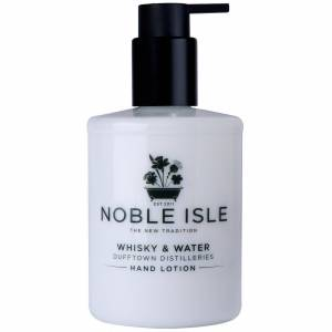 Noble Isle - Hand Lotion Whisky & Water Hand Lotion 250ml for Men